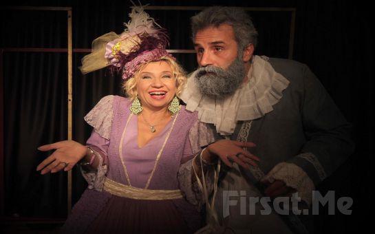 Eğlenceli Bir Komedi 'Varyemez' Tiyatro Oyun Bileti