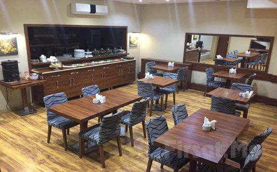 Somya Hotel'de Zengin Açık Büfe Kahvaltı Dahil Konaklama Seçenekleri