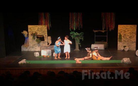 Çocukluğumuzun Kahramanları 'Taş Devri Maceraları' Tiyatro Oyunu Bileti