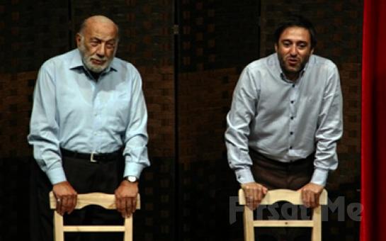 70. Sanat Yılında Yılmaz Gruda'dan Muhteşem Bir Komedi 'Gülmeye Geldik Dünyaya' Tiyatro Oyunu Bileti