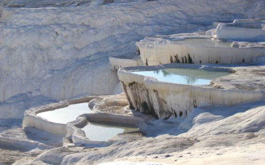 BCZ Tur'dan Konaklamalı Pamukkale, Kuşadası, Salda Gölü ve Didim Turu