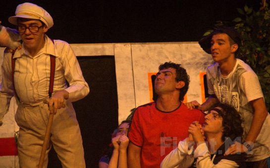 'Afacanlar Adada' Müzikli Çocuk Tiyatro Oyun Bileti