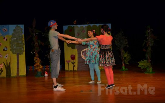 'Orman Ne Güzel' Müzikli Çocuk Tiyatro Oyun Bileti