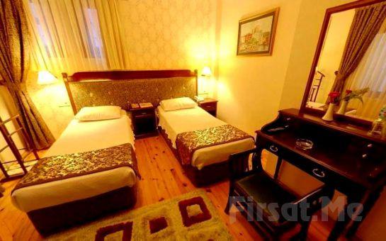 Zeugma Hotel İstanbul Sultanahmet'te Akşam Yemeği ve Konaklama Seçenekleri
