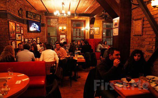 Nevizade Sanat Restaurant'ta Canlı Müzik Eşliğinde Leziz Fix Menü