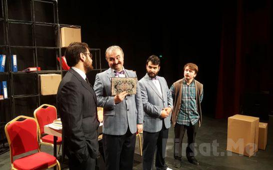 Muhteşem Bir Komedi ' En Büyük Haber' Tiyatro Oyunu Bileti
