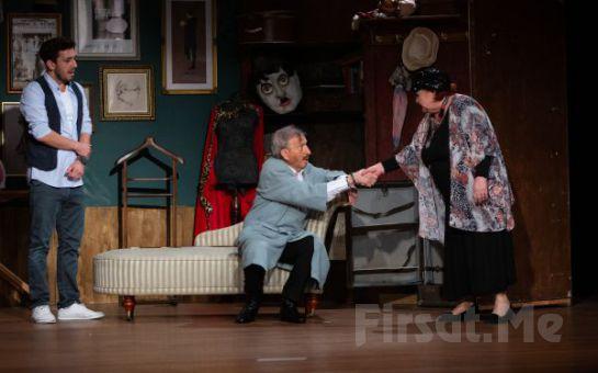 Haldun Dormen'in Yazıp, Oynadığı 'Küllerin Arasından' Tiyatro Oyun Bileti