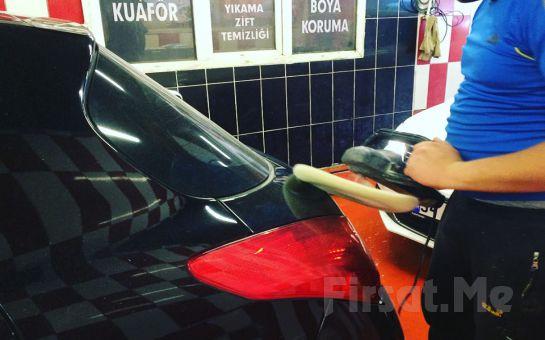 Şişli Fulya Auto Kuaför'de Binek Araç, Jeep ve Minibüsler için Bakım ve Temizlik Paketleri