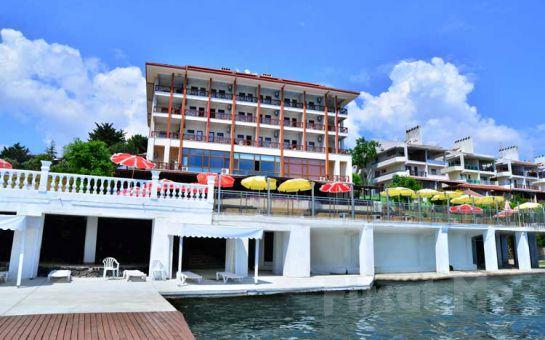 Family Resort & Thalasso Thermal Silivri'de 2 Kişilik Konaklama Seçenekleri
