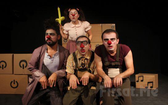 'Bir Acayip Taşınma' Ödüllü Tiyatro Oyunu Bileti