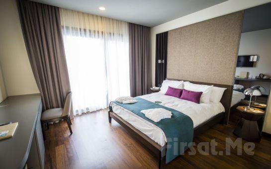 Terrace Suites İstanbul Sütlüce'de Çift Kişilik Konaklama Seçenekleri