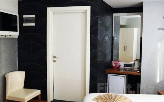 Grand Şah Otel Tepebaşı Eskişehir'de 2 Kişilik Konaklama Keyfi
