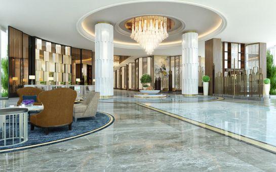 Elite World Asia Hotel Maltepe'de Şehir veya Deniz Manzaralı Odalarda çift Kişilik Konaklama Keyfi