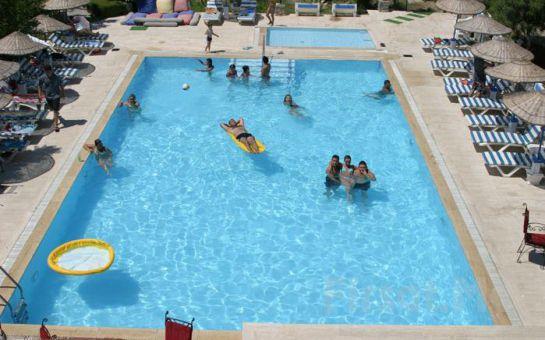 Bodrum Ortaket YAHŞİ THE MOSS HOTEL' de 7 Gece 8 Gün Yarım Pansiyon Konaklama, Ulaşım Dahil Tatil