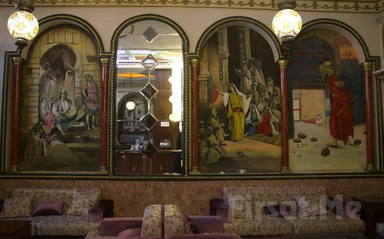 Seher Hotel Sirkeci'de Kahvaltı Dahil Çift Kişilik Konaklama Seçenekleri