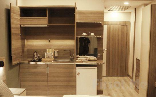 My House N5 Suites Esenyurt'ta Suit Odalarda Kahvaltı Dahil Konaklama Seçenekleri