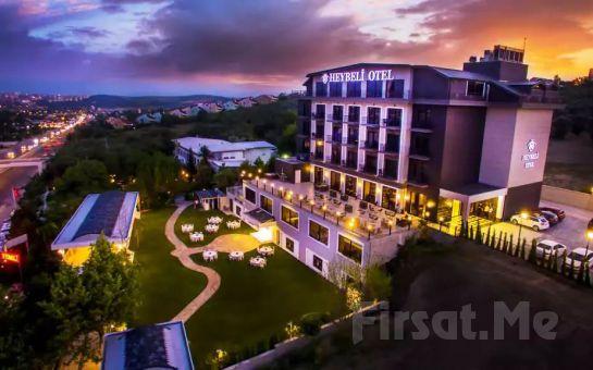 Heybeli Otel Mudanya'da Kahvaltı Dahil Konaklama Seçenekleri