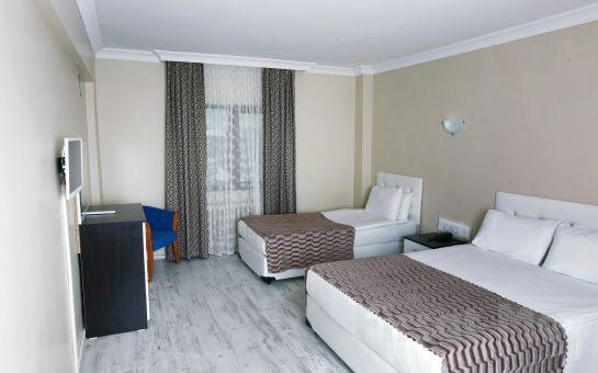 2 Gece Uludağ Erta Soyak Hotel Konaklamalı Kayak Takımı Dahil Uludağ Kar ve Kayak Turu