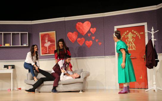 1001 Sanat'tan 'Şahane Düğün' Tiyatro Oyun Bileti