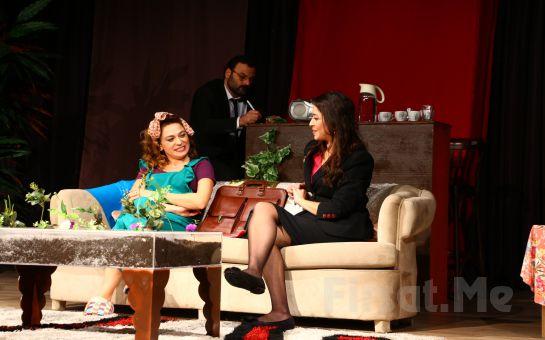 1001 Sanat'tan Aile Komedisi 'O Öyle Değil' Tiyatro Oyun Bileti