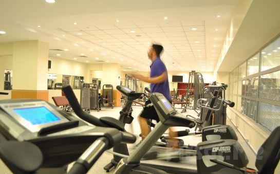 Anka Fitness & SPA Merkezi'nde 1 Aylık Sınırsız Üyelik Fırsatı!