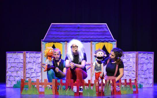 Keyifli Bir Kukla Gösterisi 'Turunç'un Bahçesi' Bileti