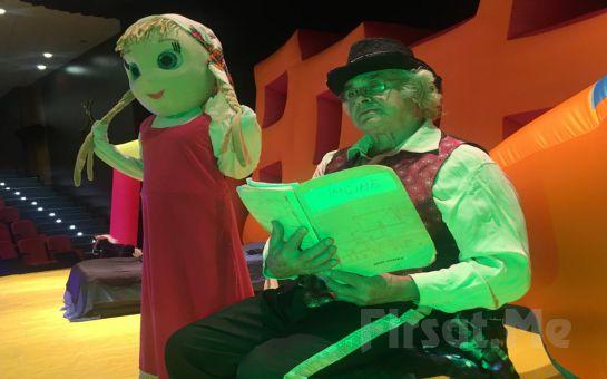 Çocuklarınız İçin 'Cimcime' Tiyatro Gösterisi