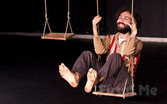 Oğuz Atay'ın Kaleminden 'Tehlikeli Oyunlar' Tiyatro Oyun Bileti