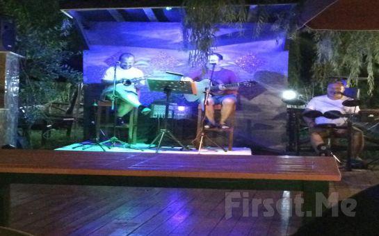 Ağva Kapım Hotel'de Yılbaşına Özel Canlı Müzik eşliğinde Yılbaşı Eğlencesi ve 2 Kişilik 2 Gece Konaklama Seçenekleri