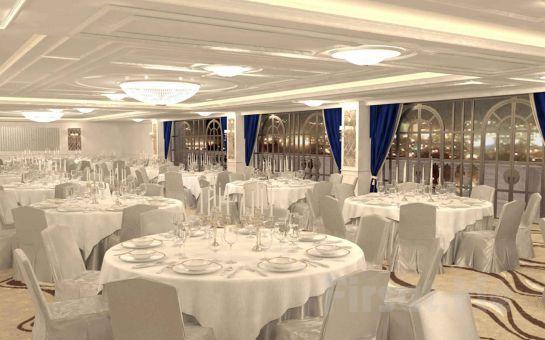 Ramada Hotel & Suites Merter'de Petek Dinçöz, Tibet Tüzün ve Sürpriz Showlarla Gala Yemeği Dahil Yılbaşı Eğlencesi