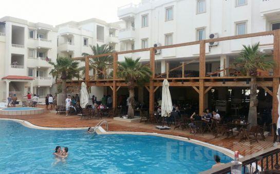Bodrum Poseidon Suite Hotel'de Kişi Başı Herşey Dahil Tatil (Tüm Sezon Geçerli)