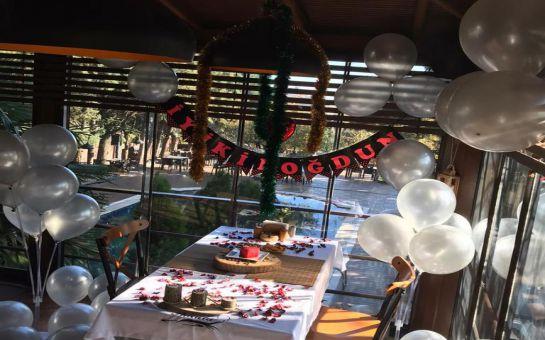 Beylikdüzü The Shaula'da Doğum Günü ve Evlilik Teklifi Paketleri
