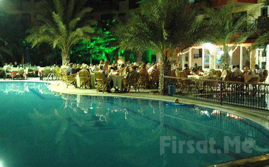 Side Çınar Garden Apart Otel'de Kişi Başı Herşey Dahil Tatil! (Tüm Sezon Geçerli!)