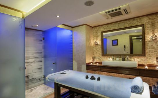 Crowne Plaza İstanbul Old City Hotel Spa Fatih'te Kese Köpük, Masaj ve Islak Alan Kullanım Seçenekleri