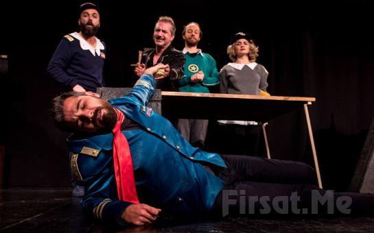 Gücün İnsanlar Üzerindeki Etkisine Dair 'Generallerin Beş Çayı' Tiyatro Oyunu Bileti