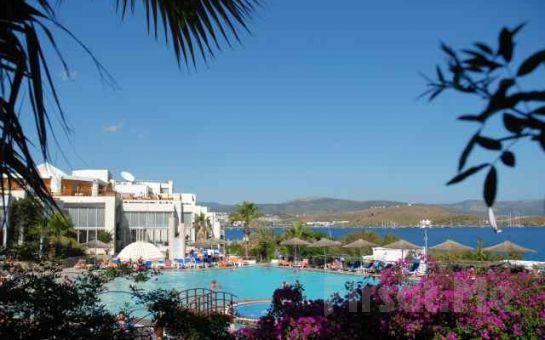 5 Yıldızlı Bodrum Gümbet İsis Hotel & SPA'da, HER ŞEY DAHİL Konaklama!