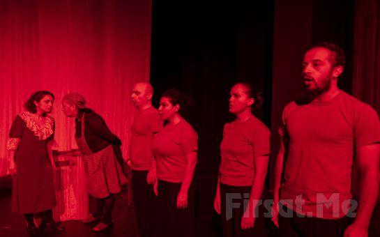 Karanlık Nazi Almanya'sında Geçen Bir Hikaye 'Tebeşir İzi' Tiyatro Oyunu Bileti