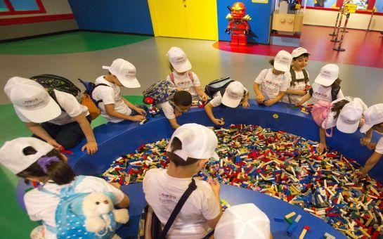 LEGOLANDⓇ Discovery Centre'da Tüm Gün Geçerli Doyasıya Eğlence İçin Giriş Bileti