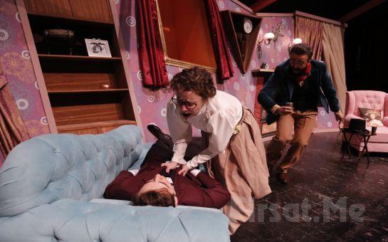 İki Ayrı Oyunun Sahnelendiği 'Anton Çehov Hikayeleri' Tiyatro Bileti