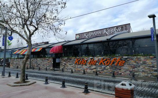 Eskihisar Kahve Deryası Kaptan Köşkü'nde Zengin Serpme Kahvaltı Keyfi