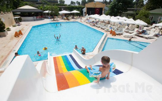 Kemer'de Hayal Ettiğiniz Tatil Fırsatını Kaçırmayın! Kemer Sirius Hotel'de Herşey Dahil Tatil Fırsatı!
