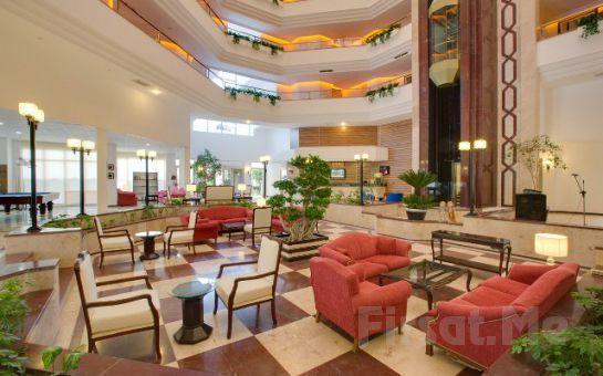 Kemer'de Hayal Ettiğiniz Tatil Fırsatını Kaçırmayın Kemer Sirius Hotel'de Herşey Dahil Tatil Fırsatı