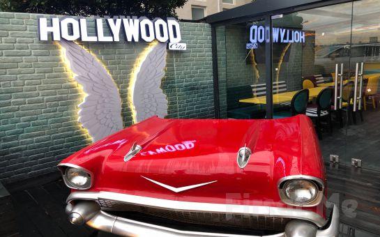 Hollywood City Lounge Üsküdar'da 8 Mart Kadınlar Gününe Özel Canlı Müzik Eşliğinde Akşam Yemeği