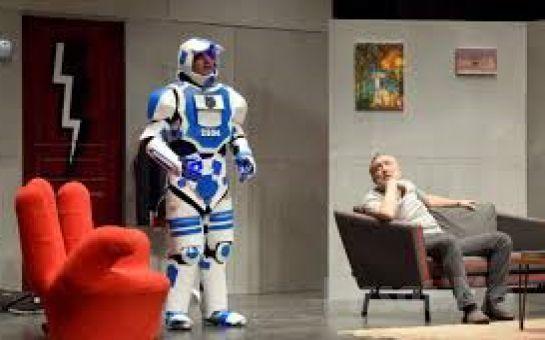 Bilim Kurgu Tadında Komedi 'Erzurumlu Robot' Tiyatro Oyunu Bileti