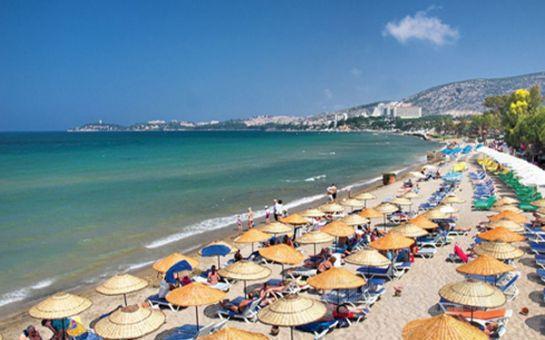 Kuşadası'nda Denize Sıfır Bir Tatile Ne Dersiniz? Kuşadası Alish Hotel'de Herşey Dahil Tatil Fırsatı