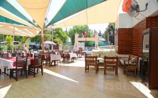 Bodrum Gümbet'te Club Arya Otel'de (Konaklama, Kahvaltı) Tatil Fırsatı