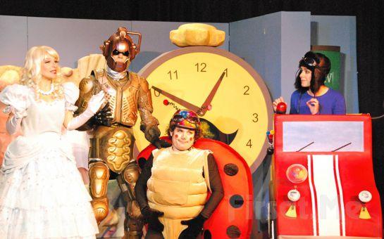 Çocuklarınız için 'Oyuncaklar' Tiyatro Oyunu Bileti