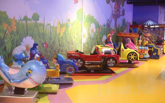 Emaar Square Mall Fun Lab Eğlence Dünyası Oyun Kredisi