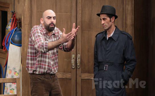 Komedi Tarzında Yaşam ve Sınıf Mücadelesine Dair 'Ödenmeyecek, Ödemiyoruz!' Tiyatro Oyunu Bileti