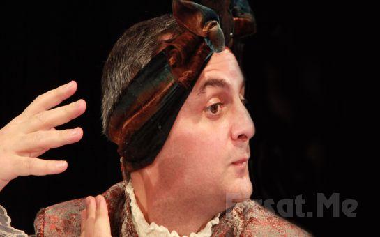 Müzikli Komedi Bir Alaturka Hikayet 'Raif İle Letafet' Tiyatro Bileti